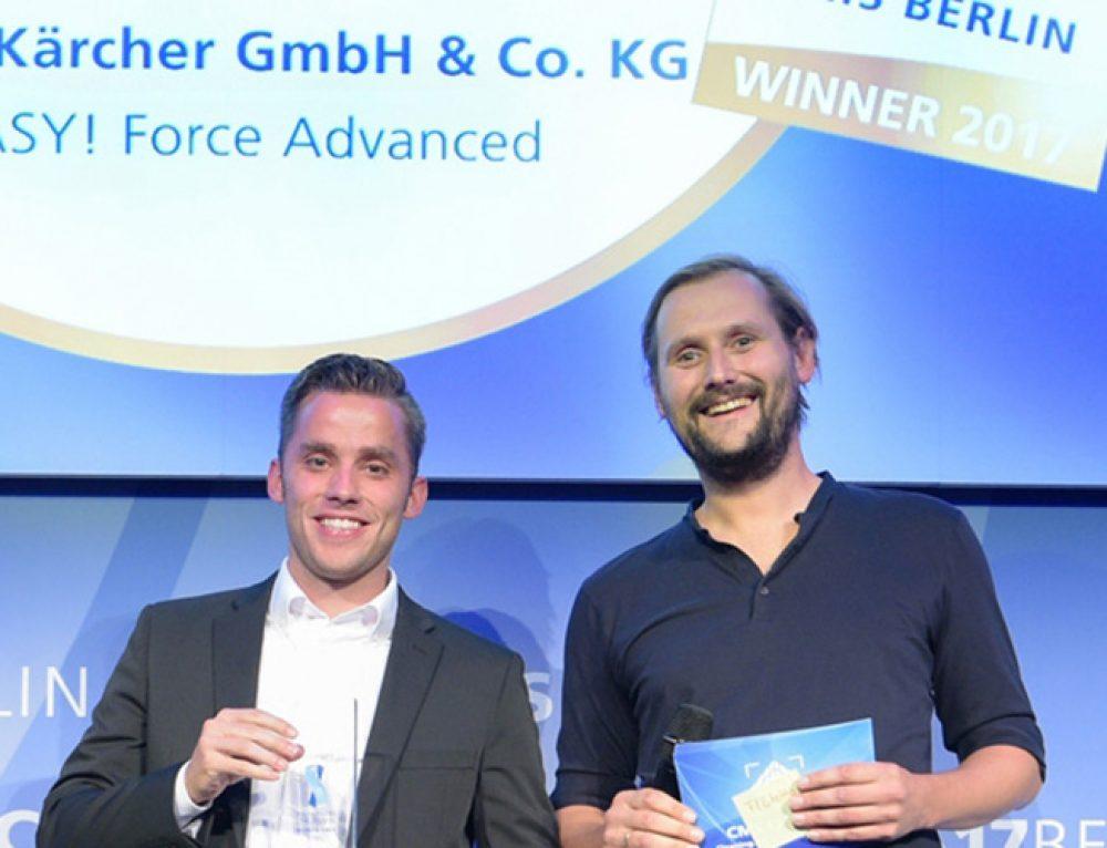 Kärcher, premiu pentru inovatie