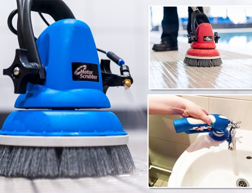 Echipamentele MotorScrubber – lansare la Cleaning Show