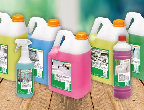 Allegrini – Gama noua de detergenti biodegradabili, certificati Ecolabel